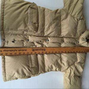 North Face Women puffer coat size medium
